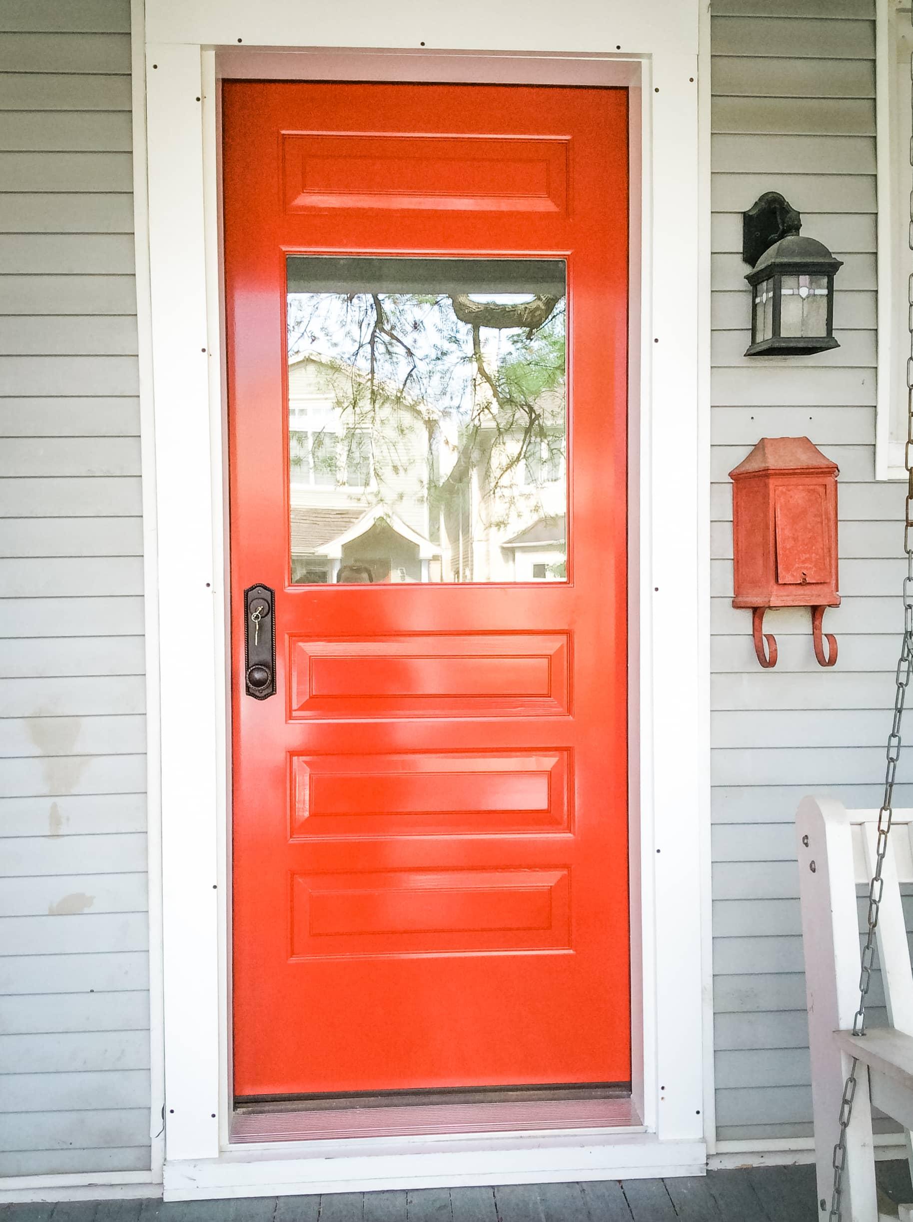 Storm Doors & M.G. Door Installations